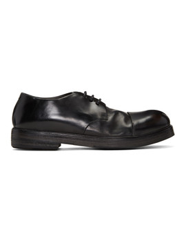 black-cap-toe-derbys by marsÈll