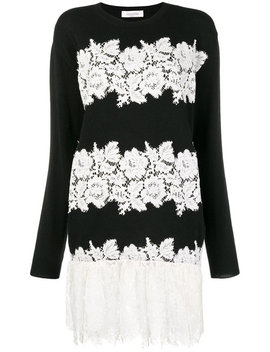 lace-embellished-dress by valentino