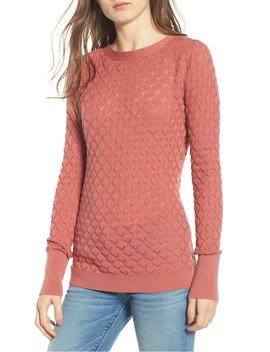 back-tie-pointelle-pullover by hinge