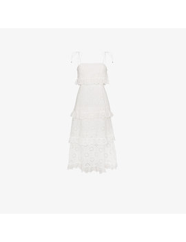 cotton-lunmino-daisy-dress by zimmermann