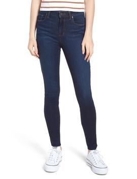 high-waist-cutoff-skinny-jeans by bp
