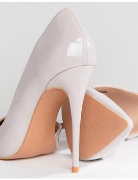 zapatos-de-salón-de-charol-con-aberturas-de-true-decadence by asos