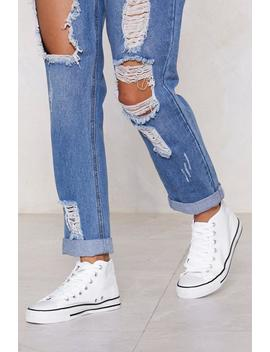 kick-it-up-a-notch-high-top-sneaker by nasty-gal