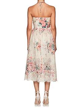 iris-floral-cotton-cutout-midi-dress by zimmermann