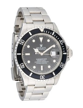 rolex-submariner-date-watch by rolex