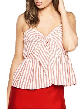 summer-stripe-top by bardot
