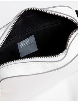 asos-design-cross-body-camera-bag-with-piping-detail by asos-design