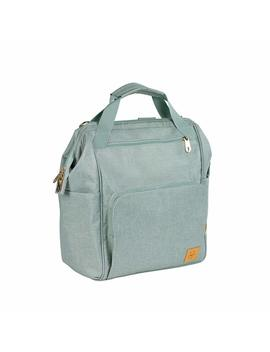 lassig-womens-glam-goldie-backpack-baby-diaper-bag---mint by lassig