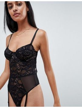 asos-design-khloe-lace-underwire-bodysuit-with-removable-straps by asos-design
