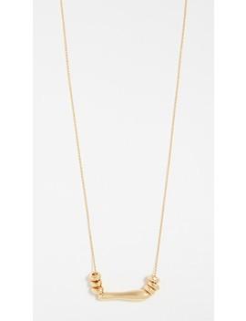 makena-adjustable-necklace by gorjana