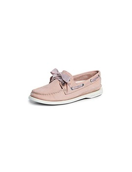 satin-lace-boat-shoes by sperry