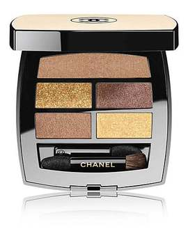 les-beiges-healthy-glow-natural-eyeshadow-palette by chanel