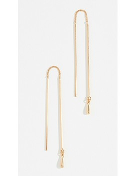 long-teardrop-threader-earrings by rebecca-minkoff
