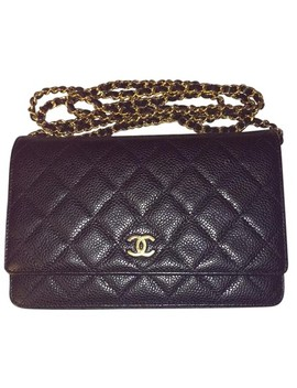 only-today-black-caviar-cross-body-bag by chanel