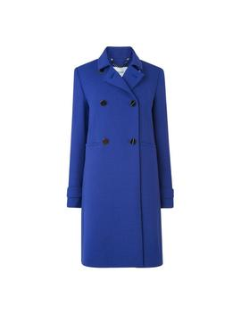 Bay Violet Coat by L.K.Bennett