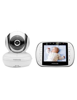 motorola-mbp36s-digital-video-baby-monitor by motorola