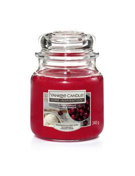 yankee-candle-medium-jar-cherry-vanilla by wilko