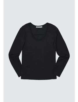 exclusive-jersey-long-sleeve by alexander-wang