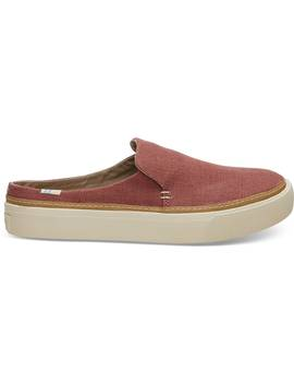Spice Heritage Canvas Women's Sunrise Mule Slip Ons by Toms