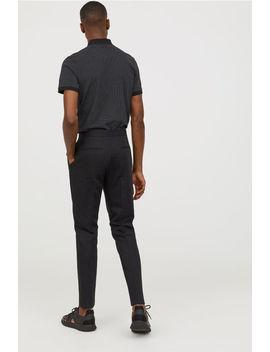 slim-fit-tuxedo-pants by h&m