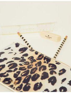 kate-spade-leopard-pencil-case by kate-spade