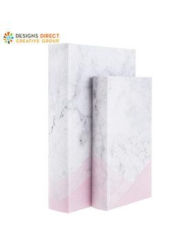 blush-&-marble-book-box-set by hobby-lobby