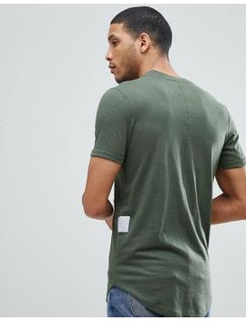 jack-&-jones-core-longline-t-shirt by jack-&-jones
