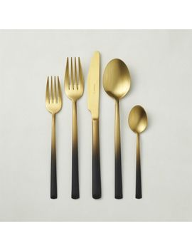 5 Piece Rig Flatware Set by Crate&Barrel