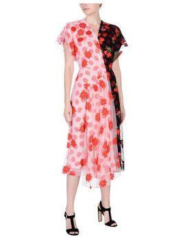 simone-rocha-3_4-length-dress---dresses-d by simone-rocha