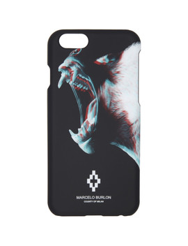 black-serafin-iphone-6-case by marcelo-burlon-county-of-milan