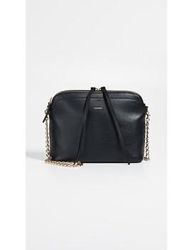 marie-tri-zipper-chain-bag by cuero-&-mor