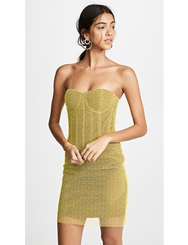corset-dress by diane-von-furstenberg