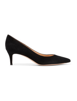55-suede-pumps by gianvito-rossi