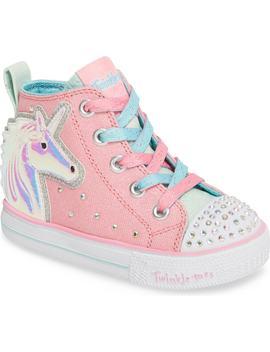 twinkle-toes-unicorn-light-up-sneaker by skechers