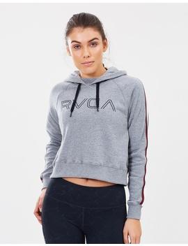 guard-fleece-hoodie by rvca