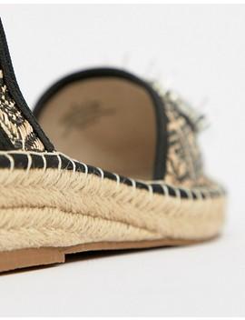 asos-design-jacquerie-embellished-espadrilles by asos-design