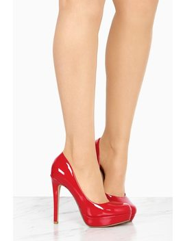 girl-talk---red-patent by lola-shoetique