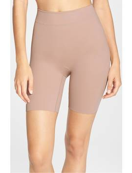mother-tucker---shortie-high-waist-compression-shorts by belly-bandit®