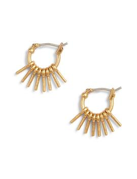sunflare-hoop-earrings by madewell