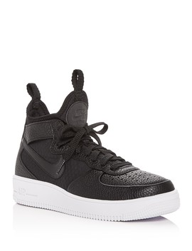 womens-air-force-1-ultraforce-leather-mid-top-sneakers by nike
