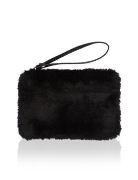 vivi-faux-fur-coin-purse by sportsgirl