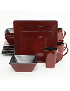 gibson-kiesling-16-piece-dinnerware-set-in-red by bed-bath-and-beyond