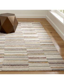 ceres-desert-beige-rug-6x9 by crate&barrel