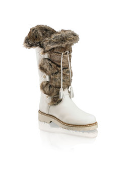 faux-fur-boot by highlander