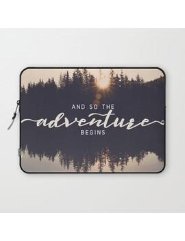 Laptop Sleeve by Cascadia