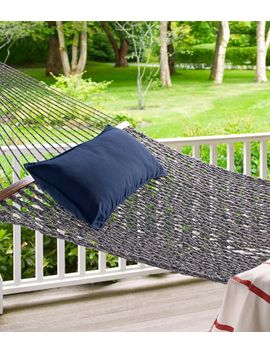 Backyard Dura Cord Hammock, Marled by L.L.Bean