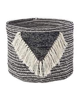 elements-fringe-basket by dunelm