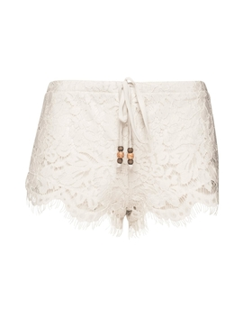 lace-shorts-milk by the-bungalow-lv,-indiana