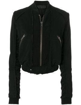 zipped-jacket by haider-ackermann