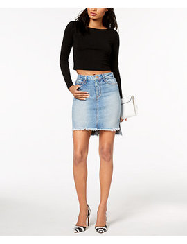 high-low-denim-pencil-skirt by joes-jeans